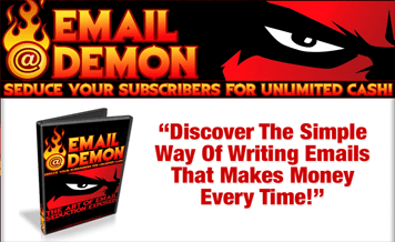 Email Demon Video Course With Resell Rights