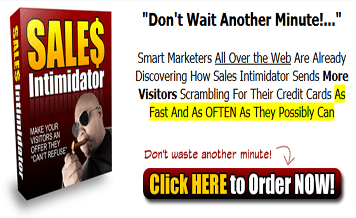 Sales Intimidator With Resell Rights